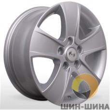 "Диск Replica 16"" 5*112 6,5 Et45 D57,1 WR-5107 Silv (VW,Skoda)"