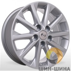 "Диск Replica 16"" 5*114,3 6,5 Et45 D60,1 YQR-M762 Silv (Toyota)"