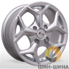 "Диск Replica 14"" 4*108 6,0 Et35 D63,4 BKR-556 SP (Ford)"