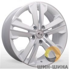 "Диск Replica 17"" 5*114,3 7,0 Et41 D67,1 BKR-637 WP (Hyundai)"