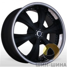 "Диск Hunter 20"" 5*150 9,0 Et35 D110,1 Maido-6 MtBInoxLIP 62,5mm"