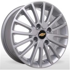 "Диск Replica 15"" 4*114,3 6,0 Et44 D56,6 YQR-761 Silv (Chevrolet)"