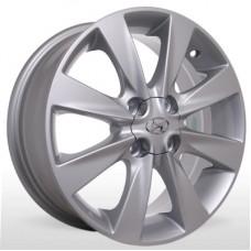 "Диск Replica 16"" 4*100 6,0 Et50 D54,1 YQR-M292 Silv (Hyundai)"