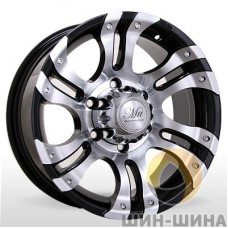 "Диск Storm 15"" 5*139,7 7,0 Et-10 D98,5 AT-610 BP (1у, 1л)"
