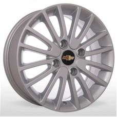 """Диск Replica 15"""" 4*114,3 6,0 Et44 D56,6 WR-023 Silv (Chevrolet)"""