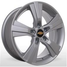 "Диск Replica 16"" 5*105 6,5 Et39 D56,6 YQR-019 Silv (Chevrolet)"