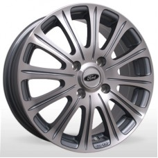 "Диск Replica 15"" 4*108 6,0 Et48 D63,4 YQR-CT002 GMP (Ford)"