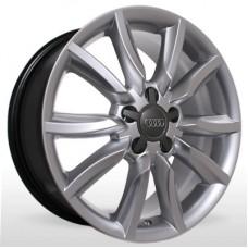 """Диск Replica 17"""" 5*112 7,5 Et45 D66,6 BKR-075 HS (Audi,VW)"""