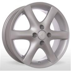"Диск Replica 14"" 4*100 6,0 Et35 D60,1 BKR-167 Silv (Renault,Nissan,Toyota)"
