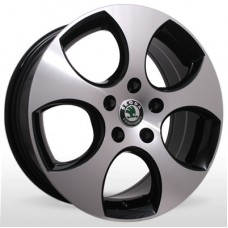 "Диск Replica 16"" 5*112 7,0 Et35 D57,1 ZR-F2102 BP (VW,Skoda)"