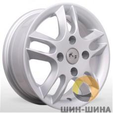 """Диск Replica 14"""" 4*114,3 5,5 Et43 D56,6 ATR-5167 Silv (Chevrolet)"""