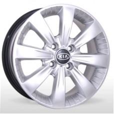 """Диск Replica 14"""" 4*100 5,5 Et43 D54,1 BKR-100 HB (Hyundai,Kia)"""