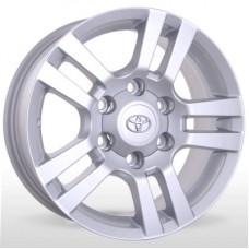 "Диск Replica 16"" 6*139,7 7,0 Et30 D106,2 BKR-274 Silv (Toyota)"