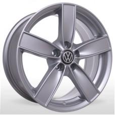 "Диск Replica 16"" 5*100 7,0 Et35 D57,1 BKR-493 Silv (VW,Skoda)"