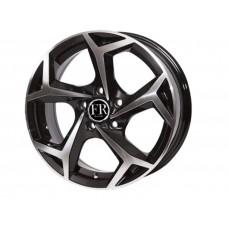 "Диск Replica FR 15"" 5*100 6,0 Et40 D57,1 VV5340 BMFR-Line Bonnevile stile (Volkswagen Polo)"