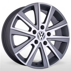 "Диск Replica 16"" 5*112 6,5 Et45 D57,1 Vento-SR074 GP (VW)"