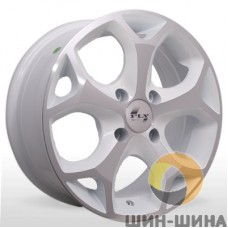 "Диск Replica 15"" 5*108 6,5 Et52,5 D63,4 BKR-386 WP (Ford)"