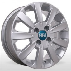 "Диск Replica 14"" 4*98 5,5 Et37 D58,1 BKR-117 Silv (Fiat)"