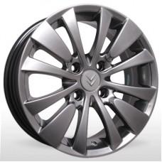 "Диск Replica 15"" 4*108 6,0 Et27 D65,1 YQR-M015 HB (Citroen,Peugeot)"
