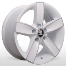 "Диск Replica 15"" 4*100 6,5 Et35 D57,1 ATR-5015 WP (VW,Skoda)"