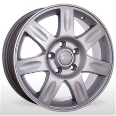 """Диск Replica 15"""" 4*114,3 6,0 Et45 D67,1 BKR-113 Silv (Hyundai)"""