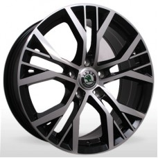 "Диск Replica 17"" 5*112 7,0 Et38 D57,1 ZR-F6248 BP (VW,Skoda)"