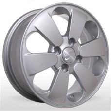 "Диск Replica 14"" 4*100 5,5 Et45 D56,6 BKR-191 Silv (Chevrolet)"