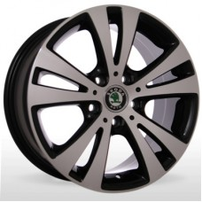 "Диск Replica 16"" 5*112 7,0 Et45 D57,1 YQR-164 BP (VW,Skoda)"