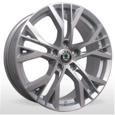 "Диск Replica 17"" 5*112 7,0 Et38 D66,6 ZR-F6248 SP (VW,Skoda)"