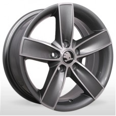 "Диск Replica 14"" 5*100 6,0 Et35 D57,1 ATR-5015 GP (VW,Skoda)"