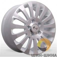 "Диск Replica 15"" 5*108 6,0 Et50 D63,4 BKR-439 WP (Ford)"