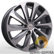 "Диск Replica 17"" 5*114,3 7,0 Et48 D67,1 BKR-755 GP (Hyundai)"