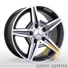 "Диск Replica 15"" 5*112 7,0 Et35 D66,6 BKR-165 GP (MB)"