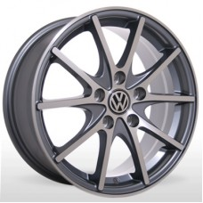 "Диск Replica 16"" 5*112 7,0 Et45 D57,1 YQR-213 GP (3с) (VW,Skoda)"