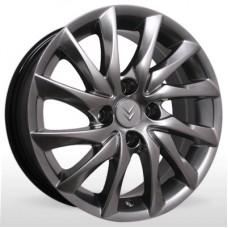 "Диск Replica 15"" 4*108 6,0 Et27 D65,1 YQR-M014 HB (Citroen,Peugeot)"