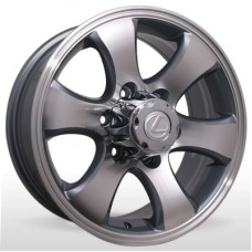 "Диск Replica 17"" 6*139,7 7,5 Et30 D106,1 YQR-M884 GMP (Toyota,Lexus)"