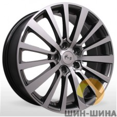 "Диск Replica 18"" 5*114,3 7,5 Et45 D67,1 BKR-553 HBP (Hyundai)"