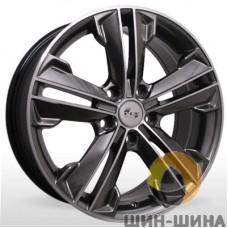 "Диск Replica 17"" 5*114,3 7,0 Et41 D67,1 BKR-637 HBP (Hyundai)"