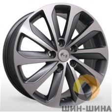 "Диск Replica 18"" 5*114,3 7,5 Et48 D67,1 BKR-755 GP (Hyundai)"