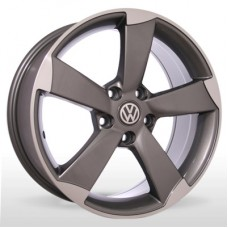 "Диск Replica 18"" 5*112 8,0 Et30 D66,6 BKR-217 GP (Audi,VW)"