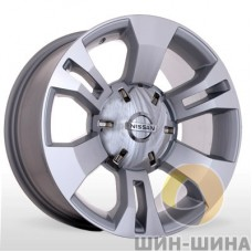 "Диск Replica 16"" 6*139,7 8,0 Et10 D110,5 FR-856 SP (Nissan)"