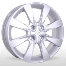 "Диск Replica 15"" 4*100 5,5 Et46 D54,1 WR-036 Silv (1с) (Hyundai)"