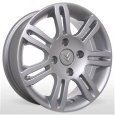 "Диск Replica 14"" 4*108 5,5 Et24 D65,1 YQR-016 Silv (Citroen,Peugeot)"