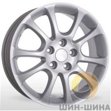 "Диск Replica 17"" 5*114,3 6,5 Et50 D64,1 YQR-025 HB (Honda)"