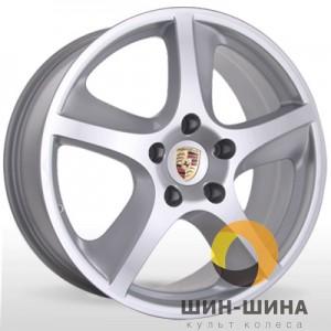 "Диск Replica 19"" 5*130 9,0 Et60 D71,6 ZR-0560 Silv (Porsche)"