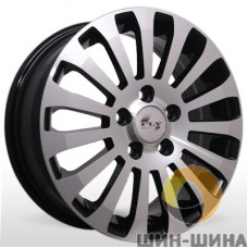 "Диск Replica 15"" 5*108 6,0 Et50 D63,4 BKR-439 BP (Ford)"