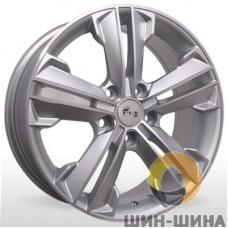 """Диск Replica 17"""" 5*114,3 7,0 Et41 D67,1 BKR-637 SP (Hyundai)"""