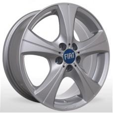 """Диск Storm 15"""" 5*98 6,0 Et35 D58,1 YQ-256 Silv (Fiat,Opel)"""