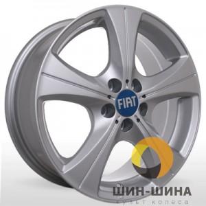 """Диск Storm 16"""" 5*98 6,5 Et38 D58,1 YQ-256 Silv (Fiat,Opel)"""
