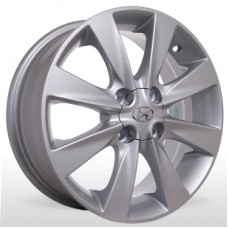 "Диск Replica 15"" 4*100 6,0 Et50 D54,1 YQR-M292 Silv (Hyundai)"